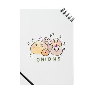 オニオンズ Notes