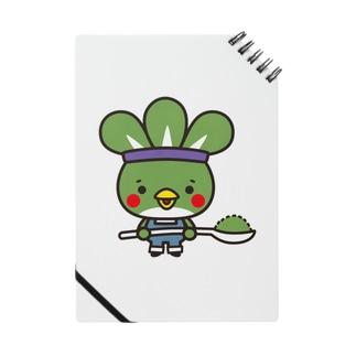粉ドリ君 Notes