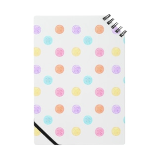 ミズクラゲのドロップス Notebook