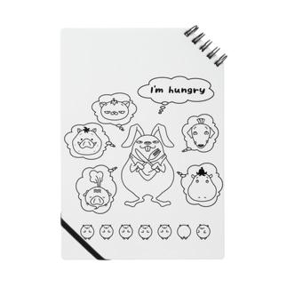 ハングリー Notes