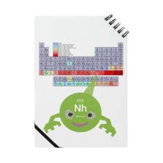 ニホニウムくん Notes