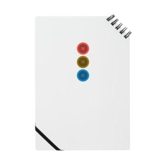 縦並びボタン Notes