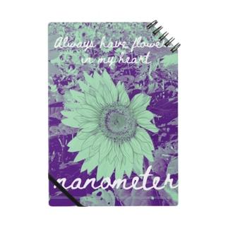 nanometer『いつも心に花を』ノート Notes