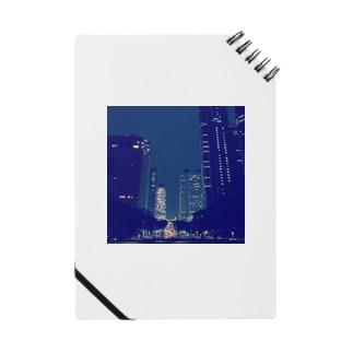 Shinjyuku-blue (park ver.) Notes