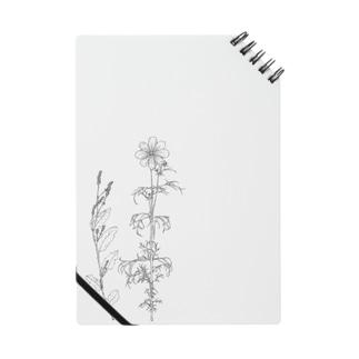 モノクロボタニカル2 Notebook