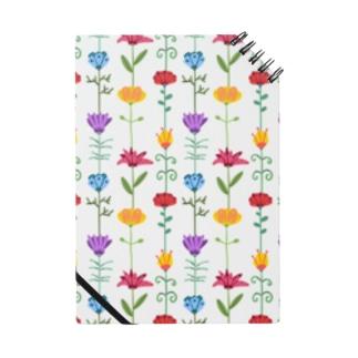 茎ボーダー Notebook