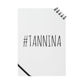 #TANNINA ノート