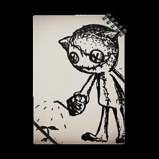哀切堂のプレコックス:ゾンビ猫(仮)ちゃん Notes