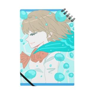 エヌkun:真夏の水中 Notes