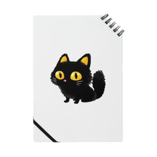 黒猫と見つめ合った夜 Notes
