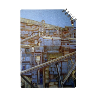 青い工場地帯 Notes