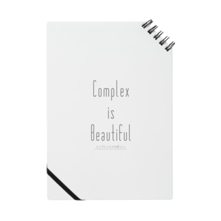 コンプレックスは美しい。 Notes