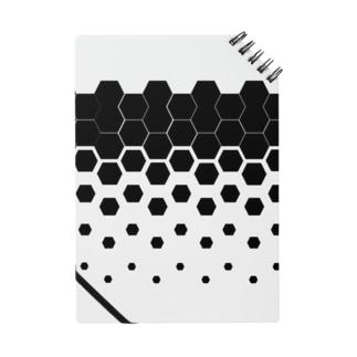 砕ける六角。 Notes