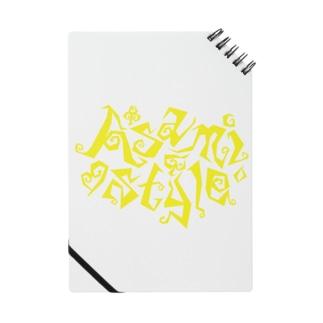 AsamiStyleノート黄色 ノート