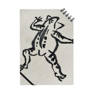蛙さん Notes