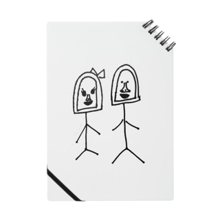 ゴリオとゴリ子 Notes