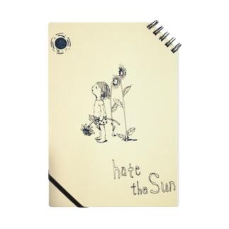 太陽に嫌われて Notes