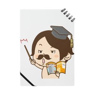 wangan_noraemonのHOUSE'Sのらえもん Notebook