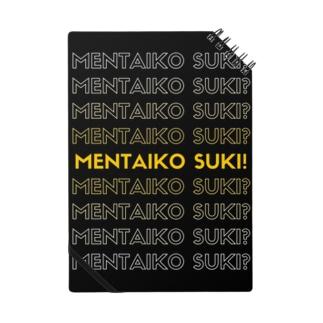 MENTAIKO SUKI? Notebook