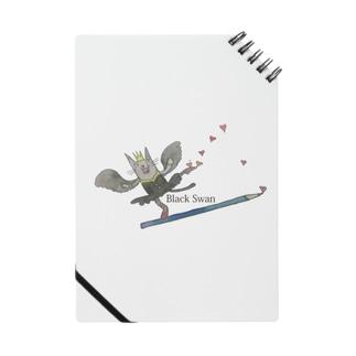 黒鳥ニャンコ Notes