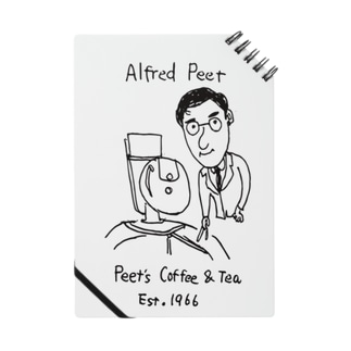 アルフレッド・ピート Notes