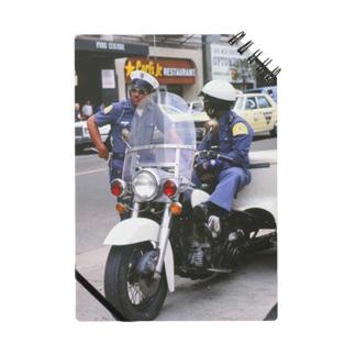 アメリカ:ロサンゼルス市警の警察官 U.S.A.: Policemen in Los Angels Notes