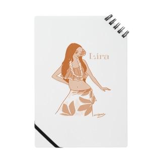 Hulagirl Lira (Orange ver.) Notes