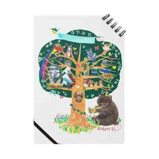 森のオーケストラ Notes
