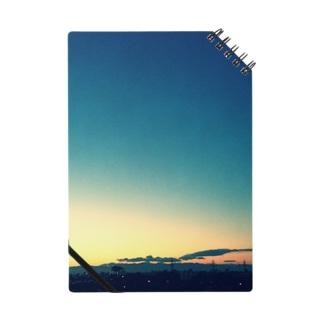 夜明けの空 Notes