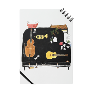 室井雑貨屋の音楽 Notes