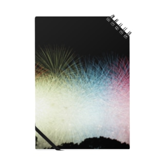 Colorful Fireworks Notes