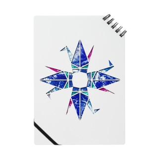 大気圏の折り鶴(クアトロ) Notes
