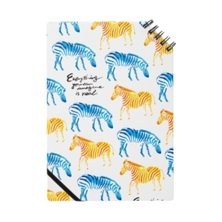 zebra Notes