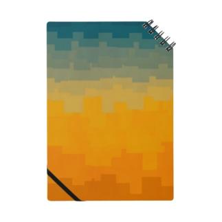 夕焼け ノート