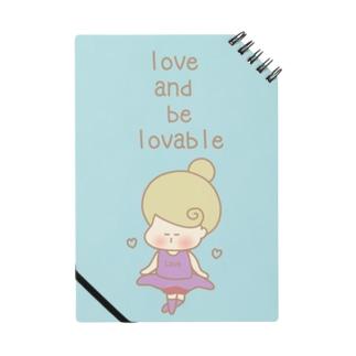 愛し、愛らしくあれ。 Notes