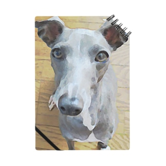 看板犬ラル ノート