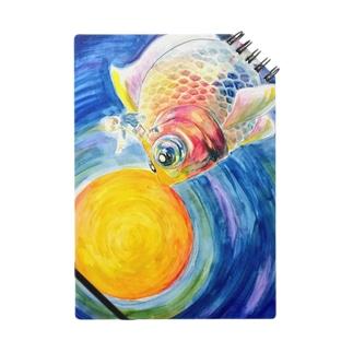 金魚と少年 Notes
