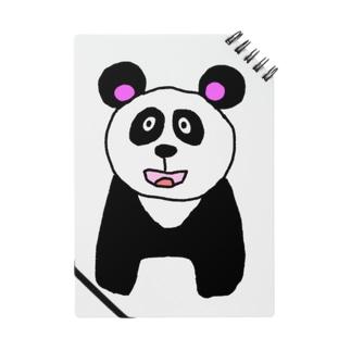 パンダのPANDA!! Notebook