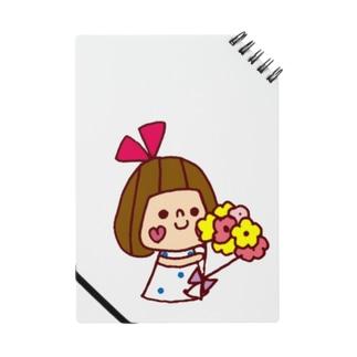 花束リボンちゃん ノート