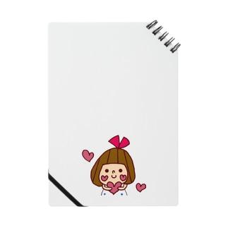 ハートリボンちゃん Notes