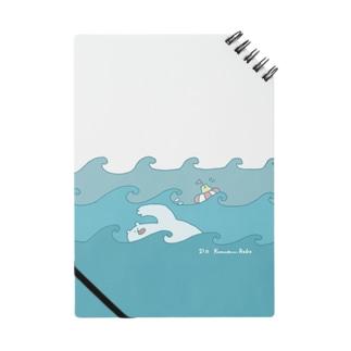 くまんぬラジオ2021・夏 Notebook