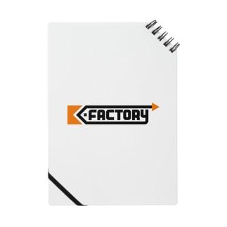 kimchinのK-FACTORY ロゴ Notes
