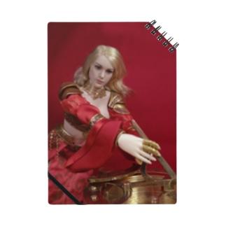 ドール写真:日時計を操る金髪美少女 Doll picture: Blonde noble with a sundial Notes