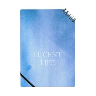 LUCENT LIFE 青世界 / Blue feeling ノート