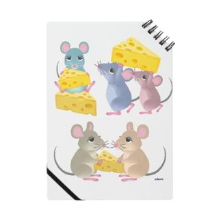 チーズとネズミたち Notes