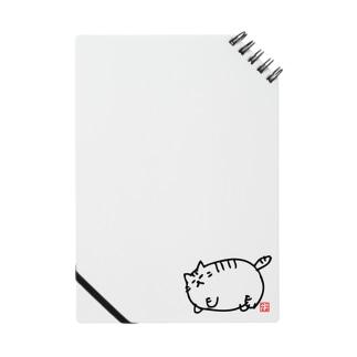 デブ猫ニャポポさん(ハンコ・色無) Notes