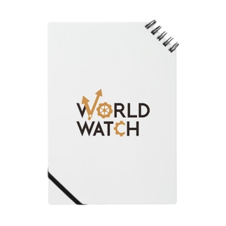 WORLD WATCH ノート