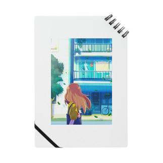 街中のヒーロー Notebook