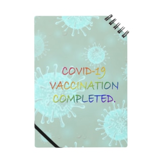 VACCINATION COMPLETED(NS) Notebook