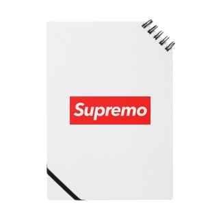 Supremo red Notes
